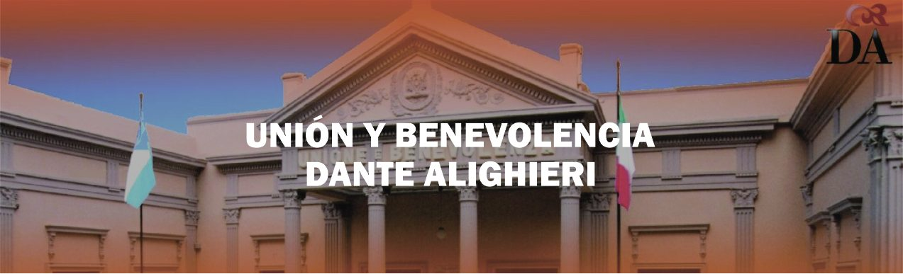 Unión y Benevolencia Dante Alighieri